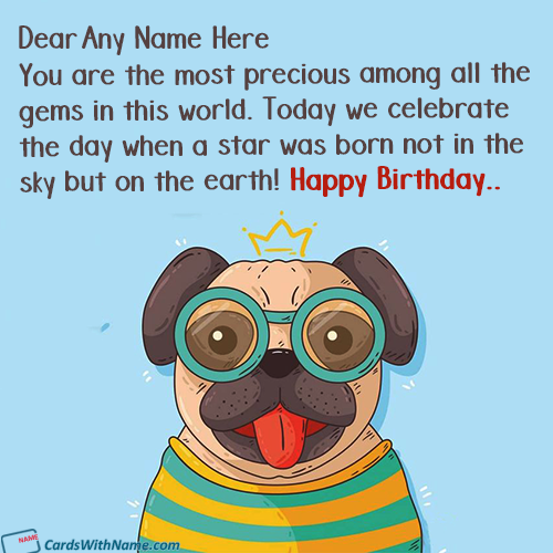 Best Maker For Birthday Wishes With Name Editing