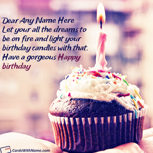 Birthday Wishes Quotes For Friend With Name Photo