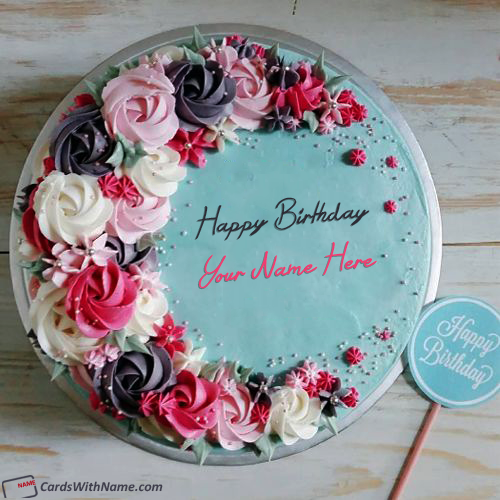 Create Beautiful Birthday Cake Images With Name