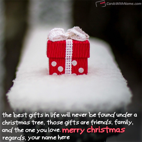 Merry Christmas Images To Print Name Online