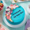 Beautiful Eid Mubarak Cake Images With Name