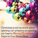 Best Merry Christmas Wishes Text With Name Editor