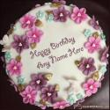 Free Download Girlfriend Birthday Cake With Name Generator