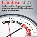 Send Online Goodbye 2020 Hello 2021 Wishes With Name