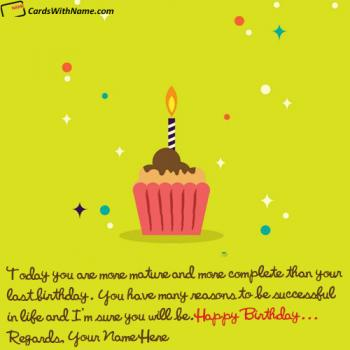 Amazing Birthday Quotes For Friend With Name Edit