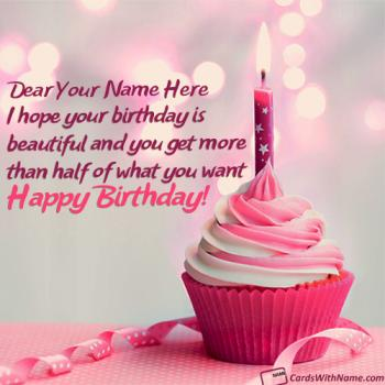 Birthday Wishes Quotes With Name Edit