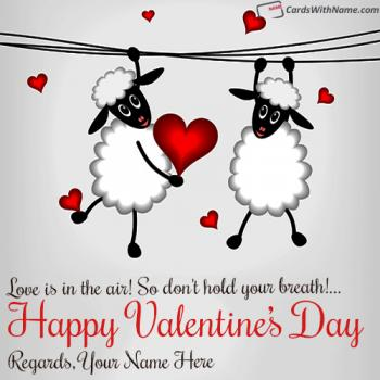 Funny Valentines Day Wishes Quotes With Name