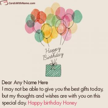 Happy Birhtday Love Quotes With Name Images