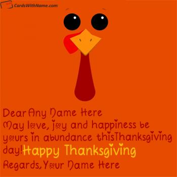 Happy thanksgiving wishes quotes name cards thanksgiving greetings quotes with name edit m4hsunfo