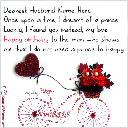 Birthday Wishes Images With Quotes For Husband