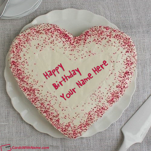 Create Birthday Cake Online With Name