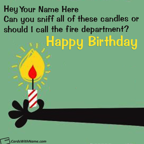 Happy birthday wishes cards with name generator funny birthday cards for friend with name edit bookmarktalkfo Choice Image